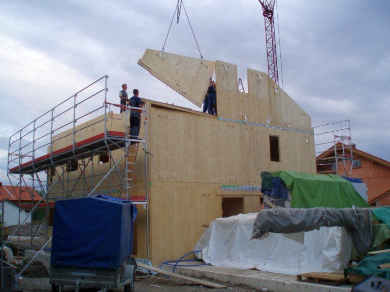 Leno Massivbau Dachgeschoss